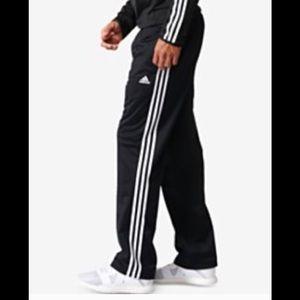 adidas Classic Black Track pants men's size small